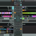 Live mixing with Traktor + LEAP Motion